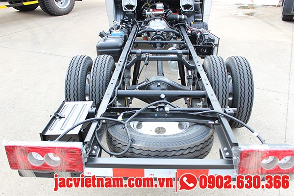 chassis xe jac x5